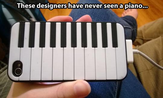 Piano phone case…