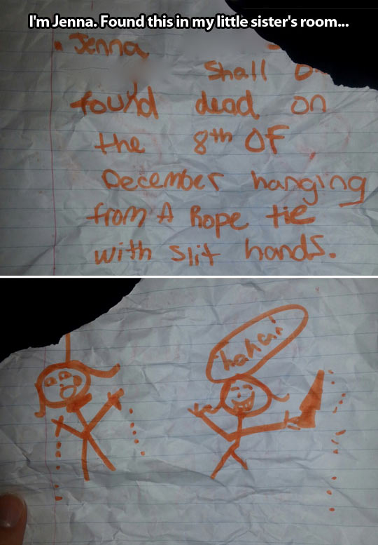 funny-letter-sister-angry-fight