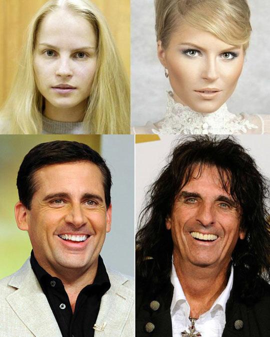 funny-makeup-power-Steve-Carell-beauty
