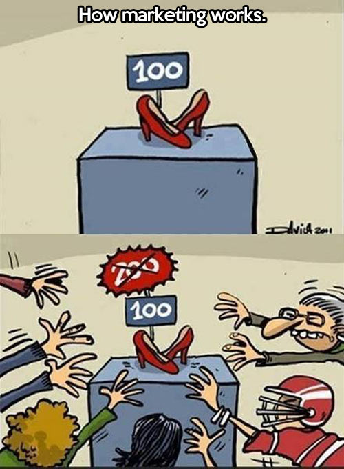 funny-marketing-store-shoes-sale