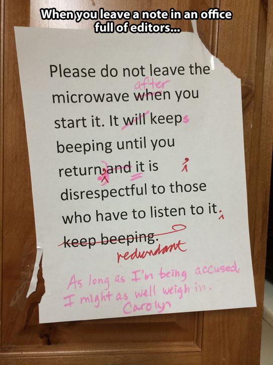 funny-note-editors-grammar-corrections-office