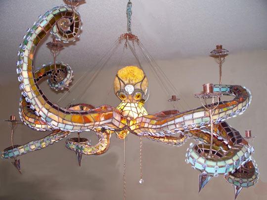 Octopus Chandelier…