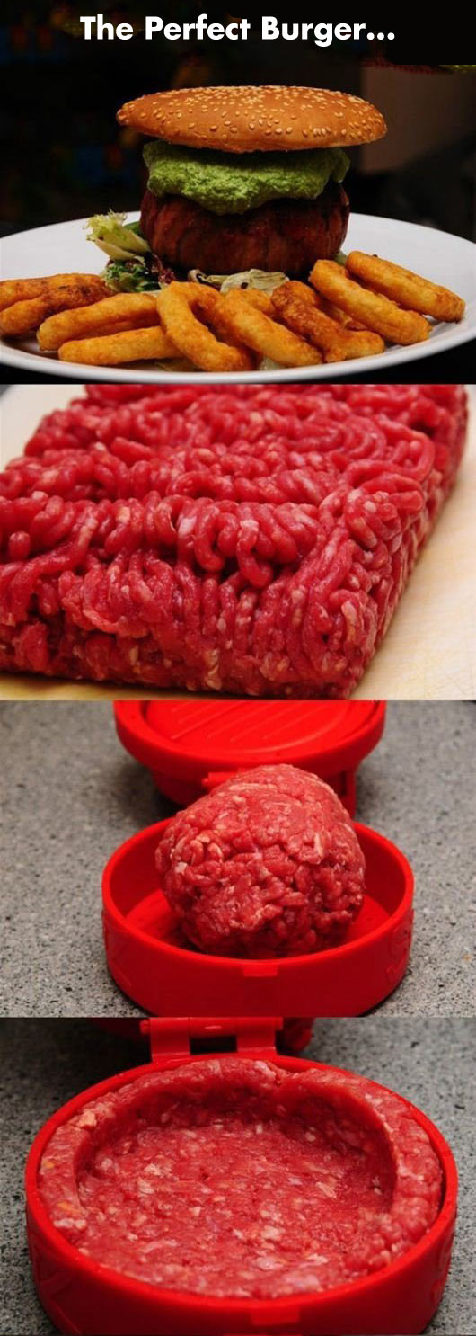 The Perfect Burger...