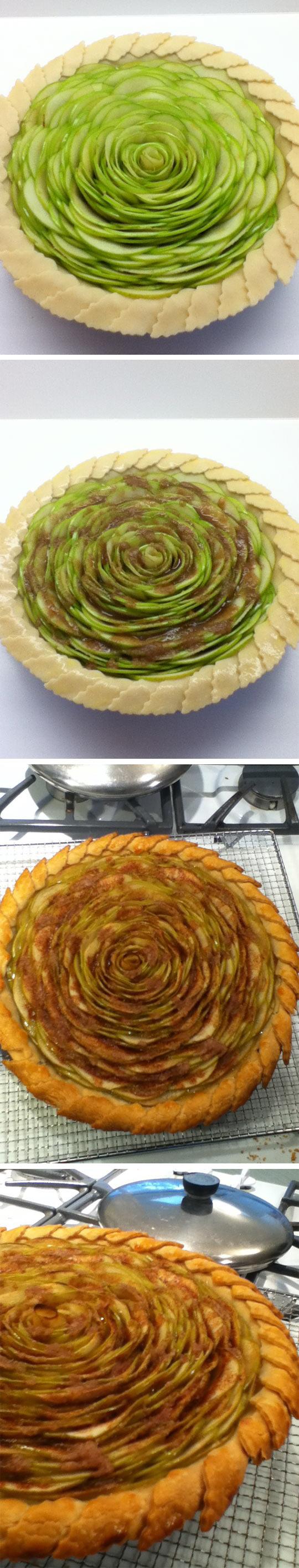 funny-pie-Thanksgiving-apple-flower