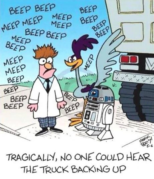 funny-road-runner-robot-truck