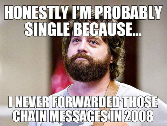 funny-single-chain-messages-sad