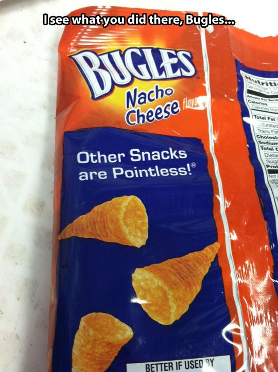 funny-snacks-Bugles-bag-nacho-cheese