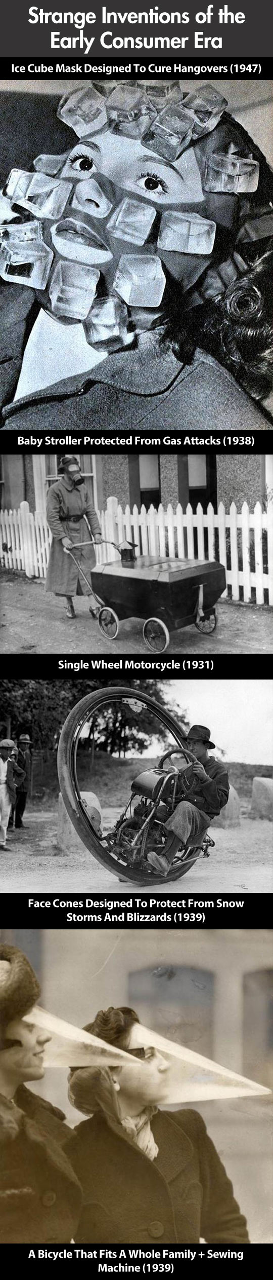 Inventions from the days of yore...