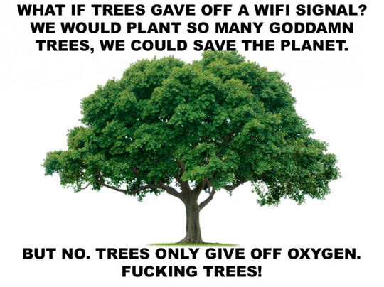 We could save the planet…