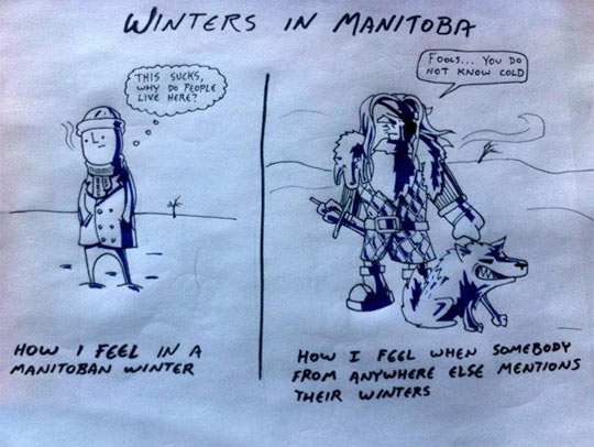 How I feel every winter…