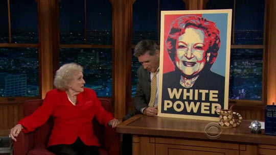 Betty White at her finest