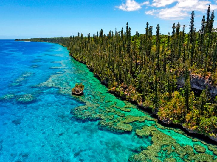 ISLE OF PINES, NEW CALEDONIA