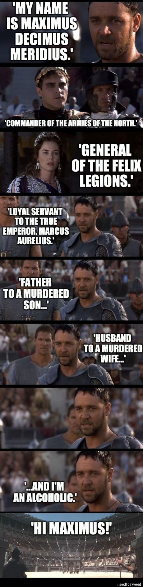 'It All Started When The Emperor Had My Family Murdered.