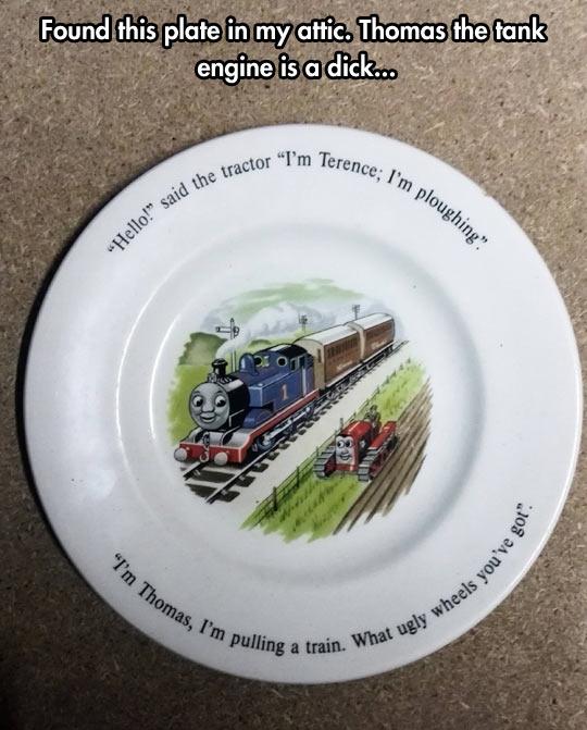 Thomas the Frank Engine