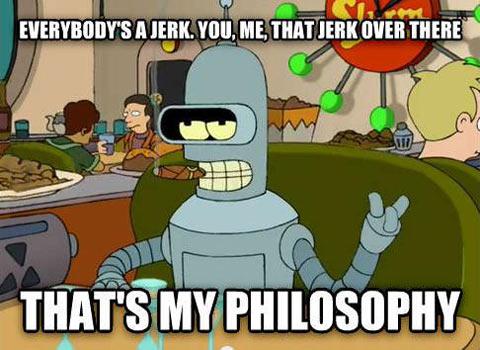 Wise Bender…