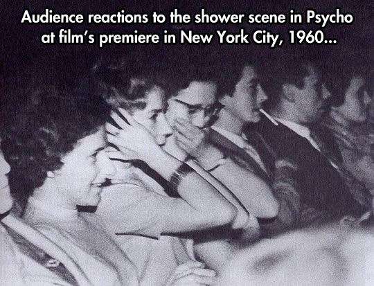 Film's premiere in New York City…