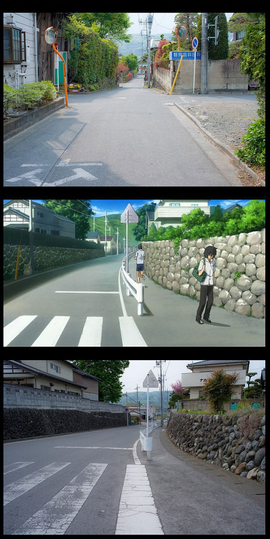 cool-anime-vs-real-life-places-city-street