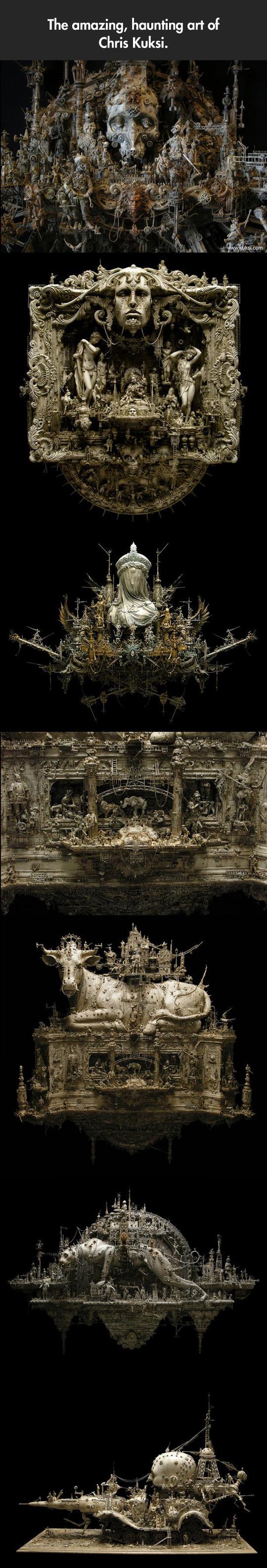 cool-art-Rococo-artistic-Chris-Kuksi