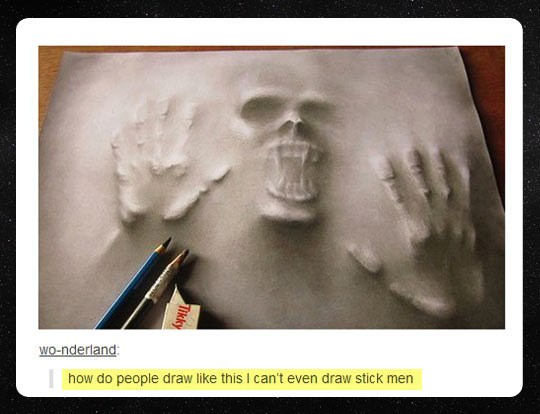 cool-drawing-hell-scary-paper