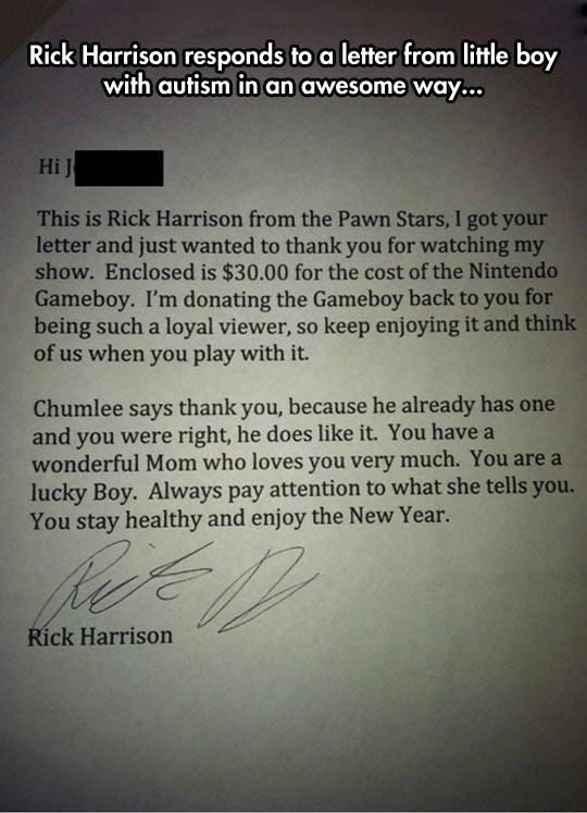 Awesome response…