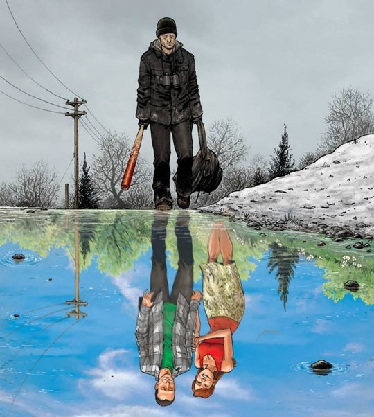 cool-man-lonely-winter-reflection