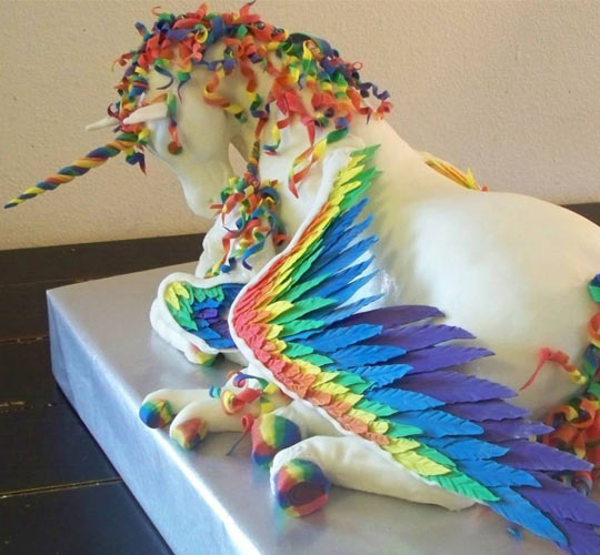 Coolest Birthday Cakes Unicorn