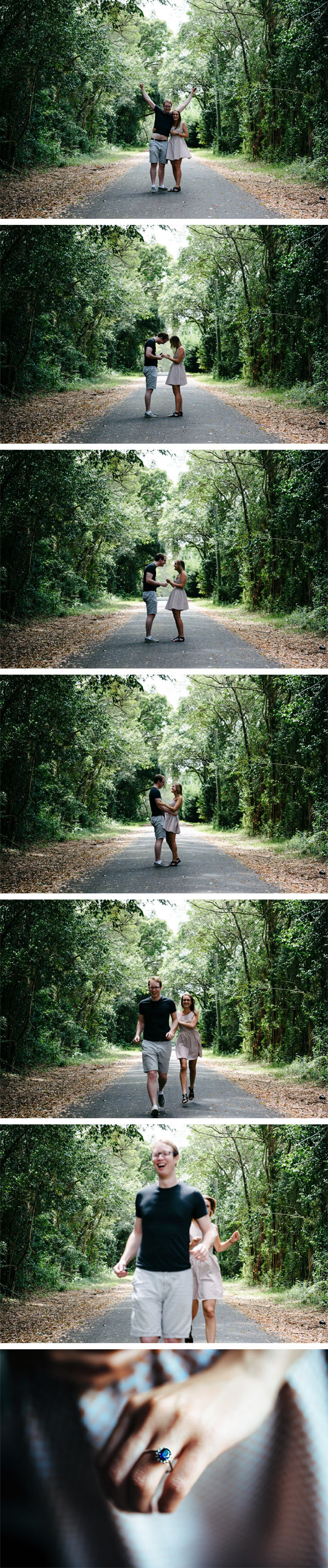 cute-proposal-couple-forest-ring