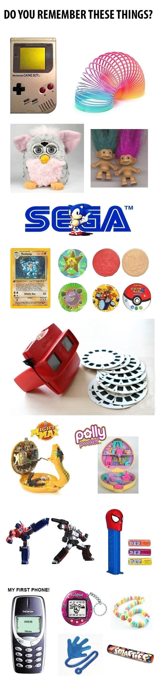 Do you remember these…