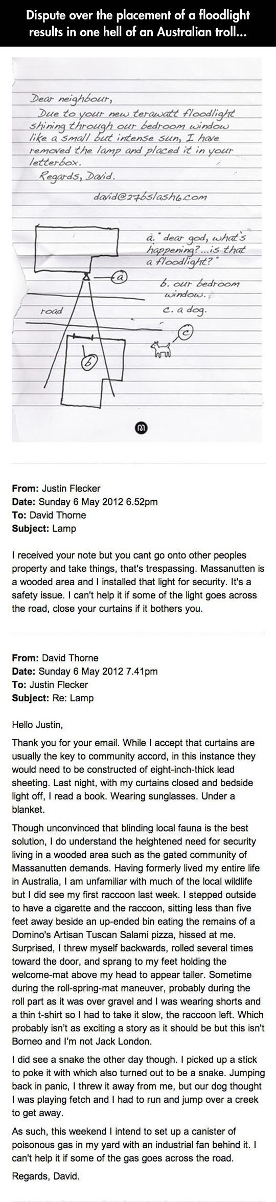 funny-Australian-troll-floodlight-email-neighbour