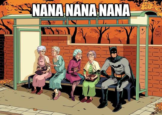 funny-Batman-Nanna-grandmother-bus-stop
