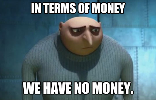 Every college student ever…