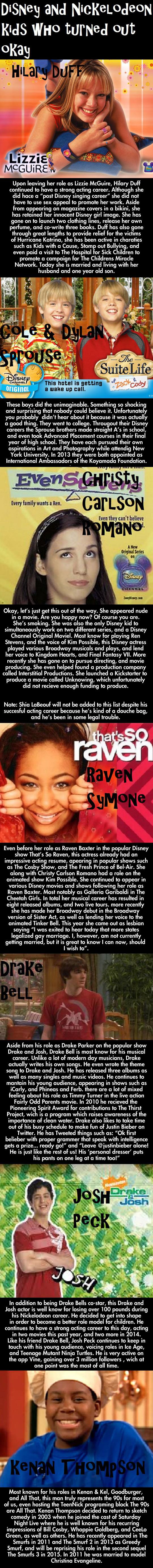 funny-Disney-Nickelodeon-Hilary-Duff-Kenan