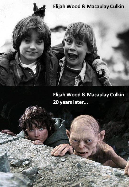 funny-Elijah-Wood-Macaulay-Culkin-kids