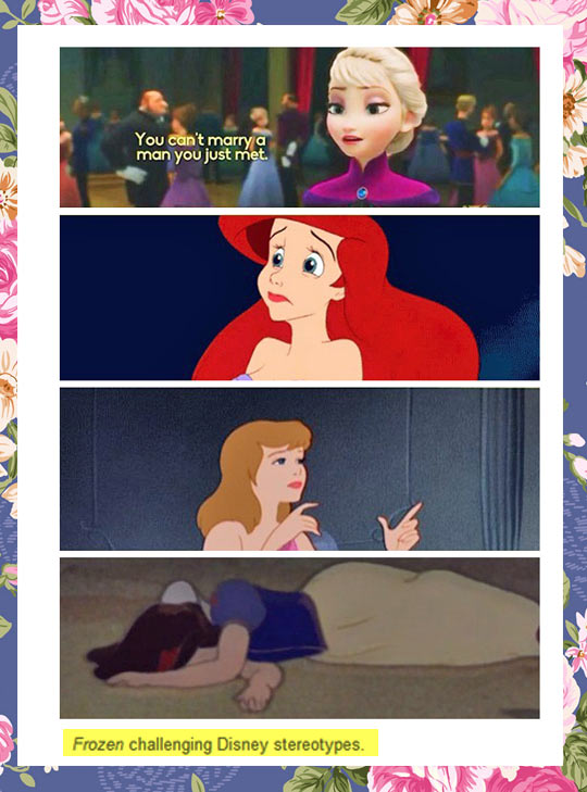 funny-Frozen-Disney-princess-marriage-Ariel