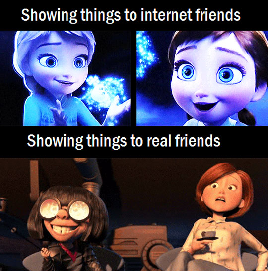 funny-Frozen-showing-things-friends