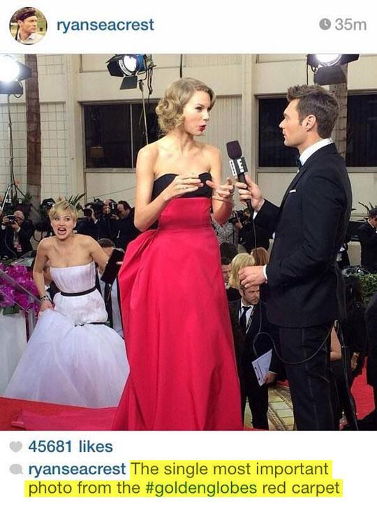 funny-Instagram-Golden-Globes-red-carpet