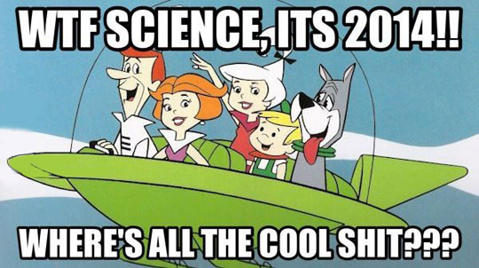 I mean, come on science…