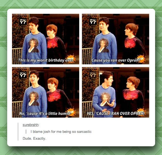 funny-Josh-Drake-TV-Show-birthday-Oprah