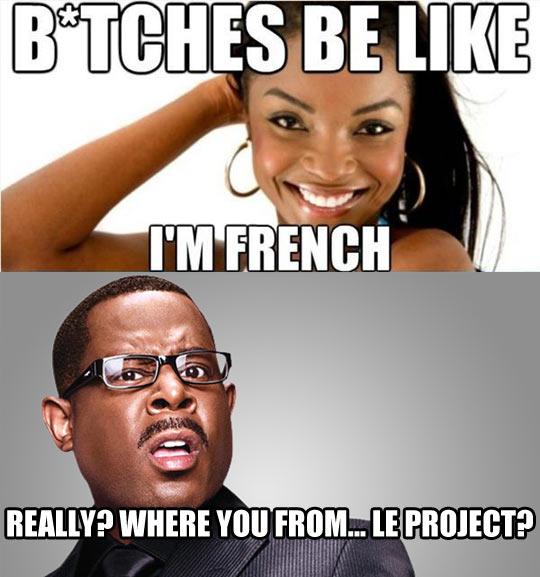 French girls…