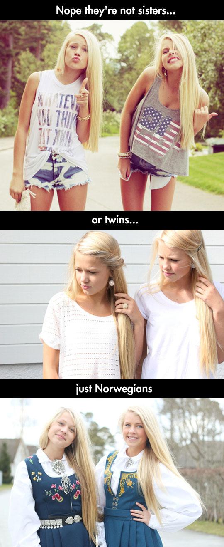 funny-Norwegians-girls-blonde-twins