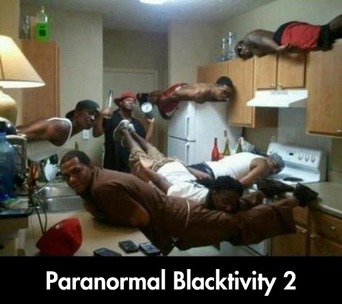 Paranormal Activity, the remake…