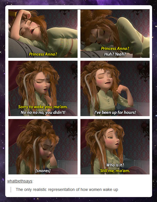 Disney finally shows realistic women…