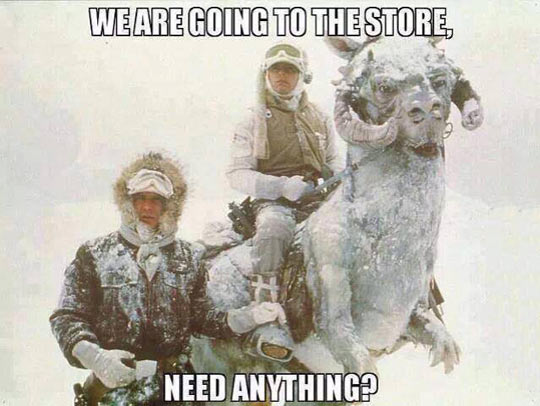 This is most of the mid west right now…