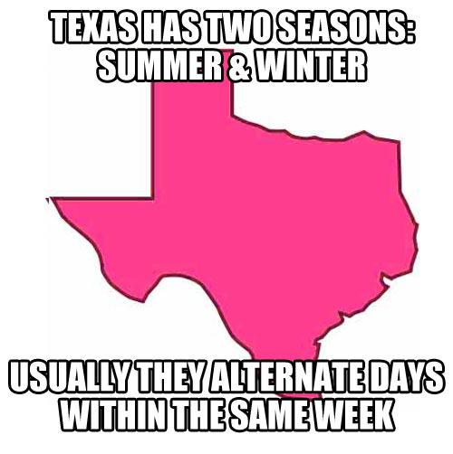 funny-Texas-seasons-Summer-Winter