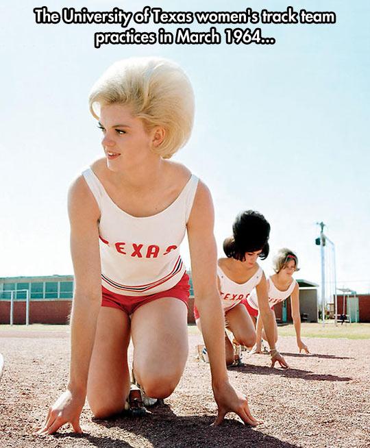 funny-Texas-woman-preparing-running