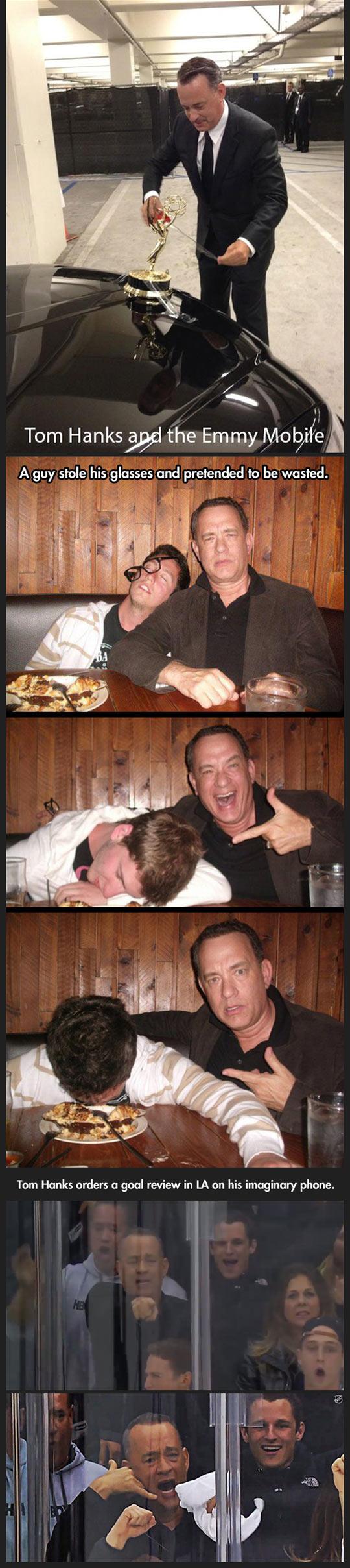 funny-Tom-Hanks-espresso-Emmy