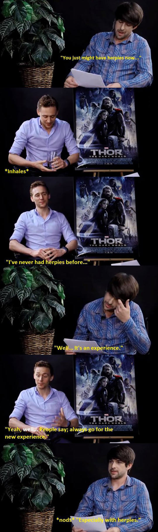 funny-Tom-Hiddleston-herpies-water