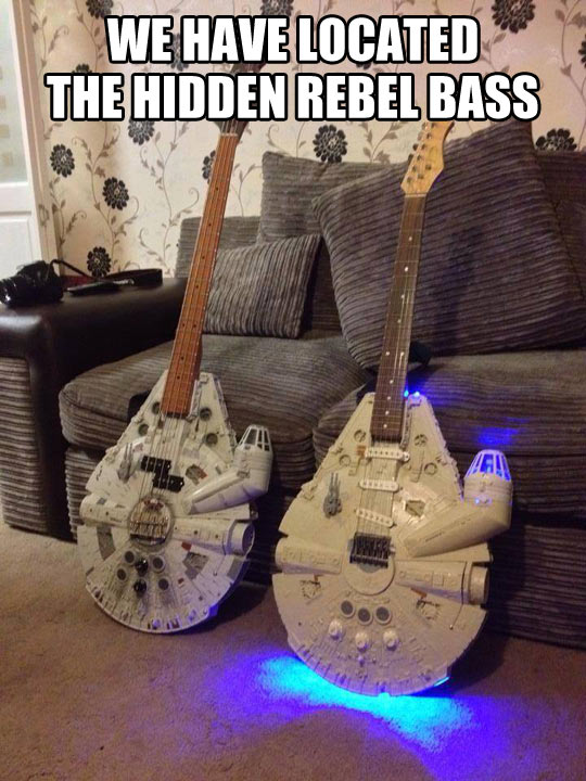 Now hear this wicked guitar Solo…