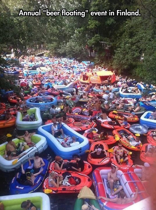funny-beer-floating-festival-Finland