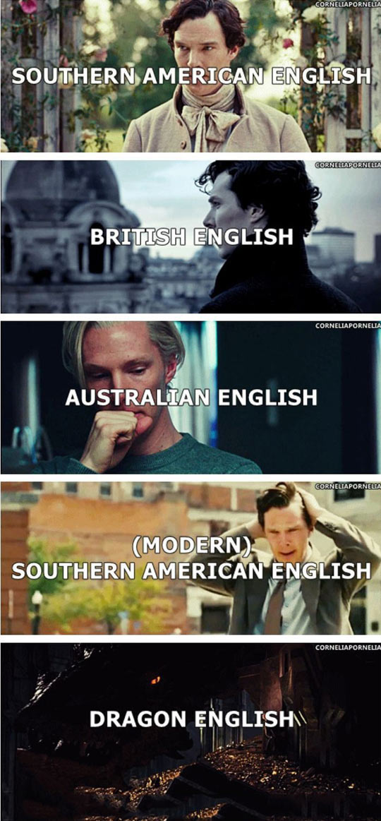 Accents are always fantastic…